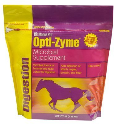 Opti-Zyme Probiotic Supplement For Horses