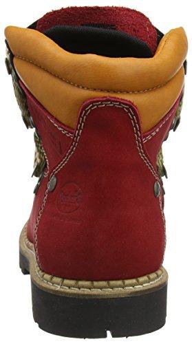 rot By 36 Desert 39wy201 300700 Femme Scaricatori Boots Rouge Gerli Eu 8w7U1qUxH