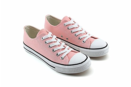 Modelisa - Zapatillas Baja Mujer Rosa