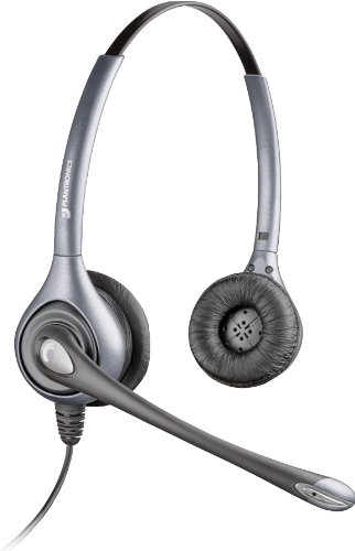 Plantronics SupraPlus SL H361N with Noise Canceling - headset (64339-03)
