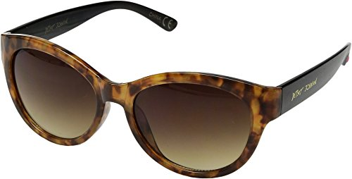 Betsey Johnson Women's BJ874138 Tortoise One - Sunglasses Betsy Johnson