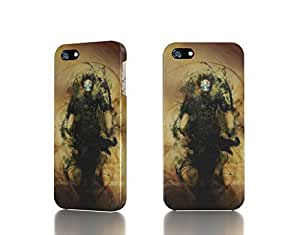 Apple iPhone 5 / 5S Case - The Best 3D Full Wrap iPhone Case - demons prince of persia artwork photo manipulation Digital
