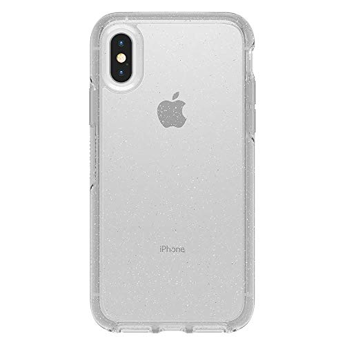 OtterBox Symmetry Series Case for Apple iPhone X & XS - Stardust (Clear/Glitter)