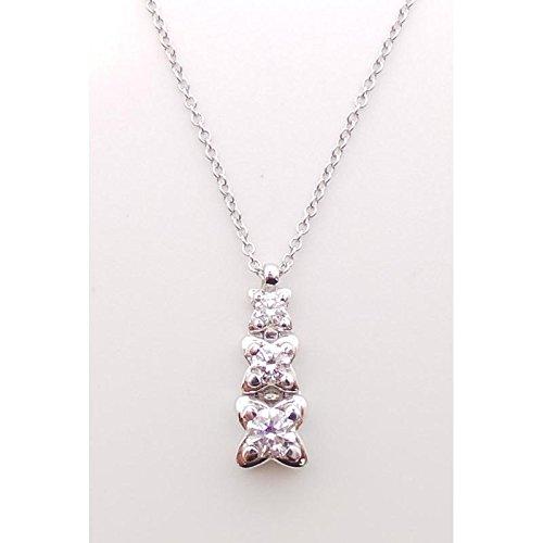 Pendentif recarlo Femme XD _ 096/035or diamant