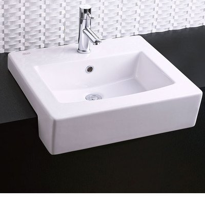 Fireclay Lavatory Console - 9