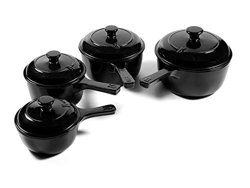 Xtrema All Natural 100% Ceramic 8-Piece Traditions Cookware Set