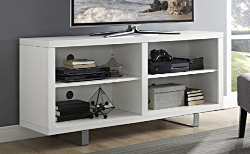 Modern Metal Tv Stand (WE Furniture 58
