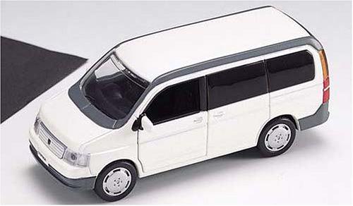1/43 ホンダ ステップワゴン(ホワイト) 「MTECH -エムテック- T-18-A」 48950