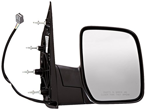 OE Replacement Ford Econoline Van Passenger Side Mirror Outside Rear View (Partslink Number - Van E-350 Econoline