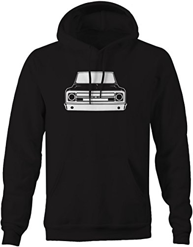 1967-72 Chevy GMC Classic Lowered Pickup Truck C10 C20 Cheyenne Sweatshirt (C10 C20 Truck)