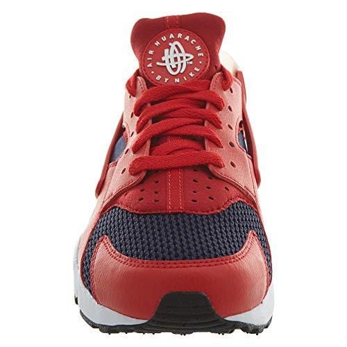 university University Textile Red Uomo Formatori Leather Air Red Nike Huarache 8vYPx6