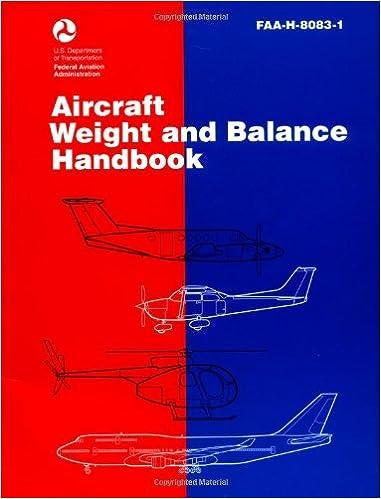 Aircraft weight and balance handbook faa handbooks federal aircraft weight and balance handbook faa handbooks federal aviation administration 9781560273776 amazon books fandeluxe Images