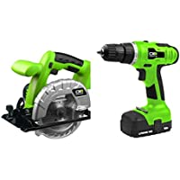 Cx20Vds 18V Drill & Saw Combination Kit Basic Facts