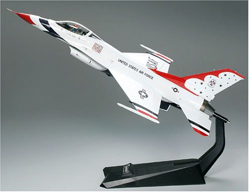 "1/32 F-16C ""サンダーバーズ` 1番機 「マスターワークコレクション No.44」 21044"