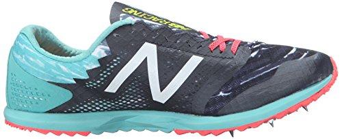 Nieuw Evenwicht Vrouwen 900v3 Spikes Loopschoen Zwart / Blauw