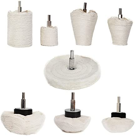 Buffing Polishing Wheel Drill Flannelette product image