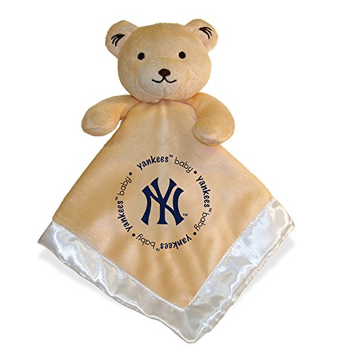 (Baby Fanatic Security Bear - New York Yankees Team Colors)