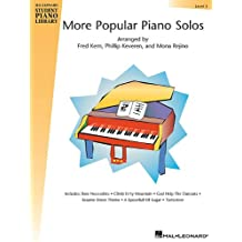 More Popular Piano Solos - Level 3: Hal Leonard Student Piano Library