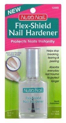 Nutranail Flex-Shield Nail Hardener 0.5 Ounce (14ml) (6 Pack)