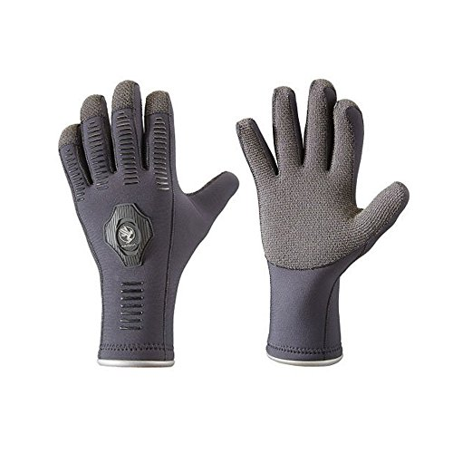 Akona 5mm Armortex Palm Protective Scuba Diving Gloves X-Small AKNG156K