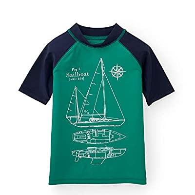 Hope & Henry Boys Rash Guard