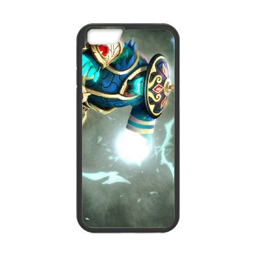 Storm Spirit coque iPhone 6 Plus 5.5 Inch cellulaire cas coque de téléphone cas téléphone cellulaire noir couvercle EEECBCAAN02019