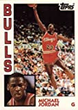 1992-93 Topps Archives #52 Michael Jordan Basketball Card – 1984 Rookie Card Design