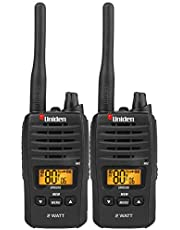Uniden - UH820S-2-80 Channels 2 Watt UHF Handheld Radio