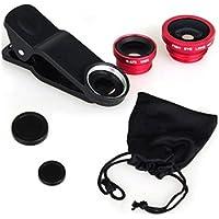 Buffer V76YT3051 Balık Gözü Cep Telefonu Lensi (Tüm Modellere Uyumlu)