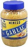 Spice World Fat Free Minced Garlic, 32 Ounce
