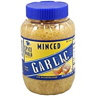 Spice World Fat Free Minced Garlic, 32 Ounce