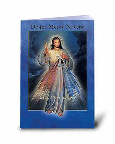 Divine Mercy Novena & Prayers, Catholic Prayerbook