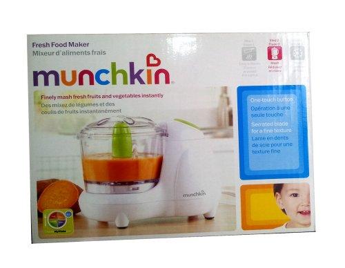 Munchkin 15672 Fresh Food Maker