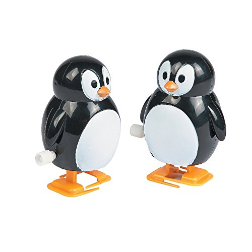 Penguin Wind-Up Characters by Fun Express