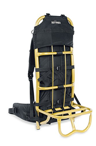 Tatonka - Lastenkraxe - Carrying Frame (Black/Bronze) (Black/Bronze)