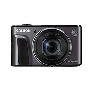 4161GBMcoDL. SS300  - Canon PowerShot SX720 HS (Black)  Canon PowerShot SX720 HS (Black) 4161GBMcoDL