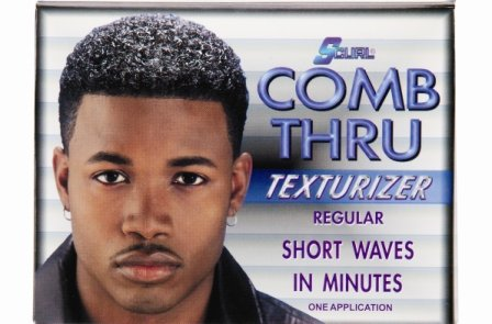 S-Curl Comb Thru Texturizer Relaxer Regular - Case Pack 12 SKU-PAS816355 by DDI
