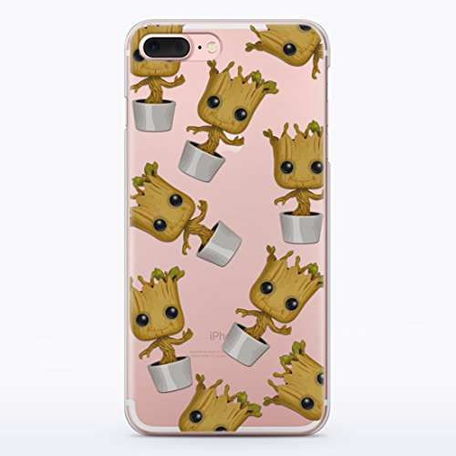 Hoody Case (Baby Groot iPhone 6s 7 8 6 plus X 5 5s se 5se 4 4s case t-shirt print 10 6plus 8s 8plus 7plus 6splus 7plus 7s Plus Cell i Phone Cases tshirt mug sweatshirt hoodie print silicone Cover MA1385)
