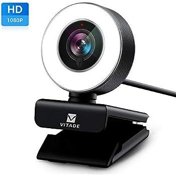 Amazon com: Logitech C922x Pro Stream Webcam – Full 1080p HD