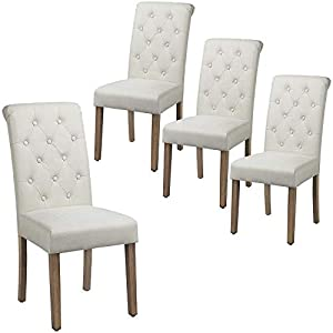 4161HCkyMhL._SS300_ Coastal Dining Accent Chairs & Beach Dining Accent Chairs