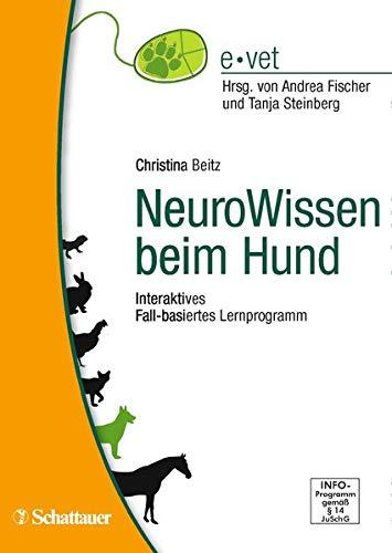 NeuroWissen beim Hund: Interaktives Fall-basiertes Lernprogramm (e.vet)