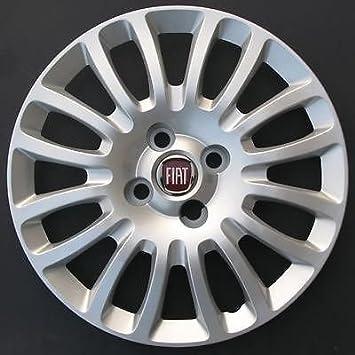 Tapacubos de 15 pulgadas para Fiat Grande Punto -: Amazon.es: Coche y moto