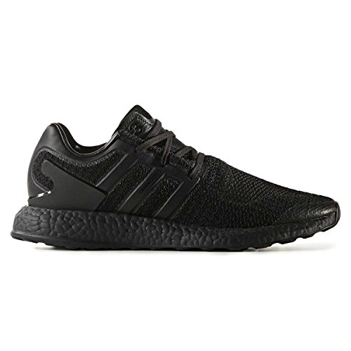 adidas Y-3 Women's Y-3 Pureboost Sneakers, Black, 7.5 M UK