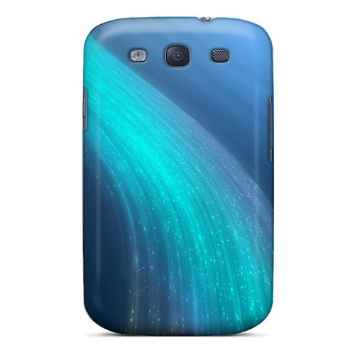 rd Case Cover For Galaxy S3- Bluewave ()