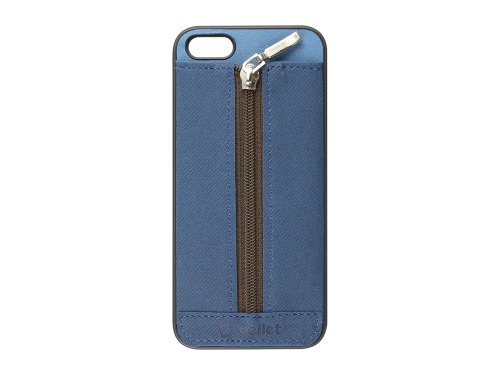 Cellet iPhone Zipper Wallet Case