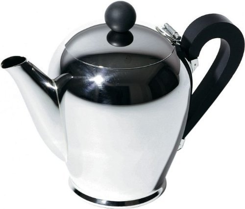 Alessi Bombe Coffee Pot by Alessi