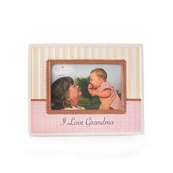 Amazon.com : Nat and Jules Frame, I Love Grandma by Nat and Jules : Baby