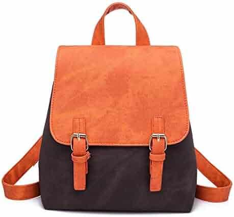 6f3b37194a04 Shopping Leather - Oranges - Handbags & Wallets - Women - Clothing ...