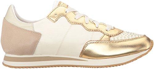 Skechers Originali Donna Retros Og 98 Classy Kick Moda Sneaker Oro