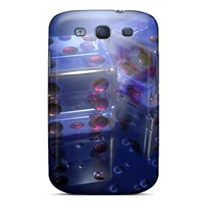 Cute High Quality Galaxy S3 3d Dice Cases